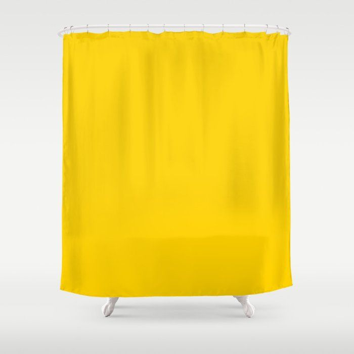 Autumn Color Collection Solid Color Decorative Fabric Shower