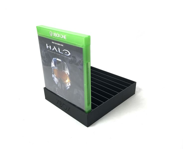 Black Xbox One Game Tray