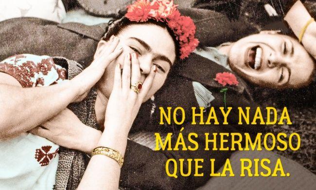 El optimismo de Frida Kahlo