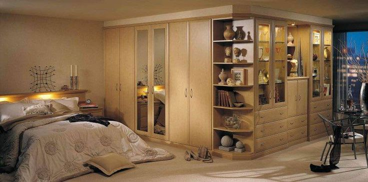 Inspiring wardrobes for your beautiful home. http://www.galaxy-builders.com