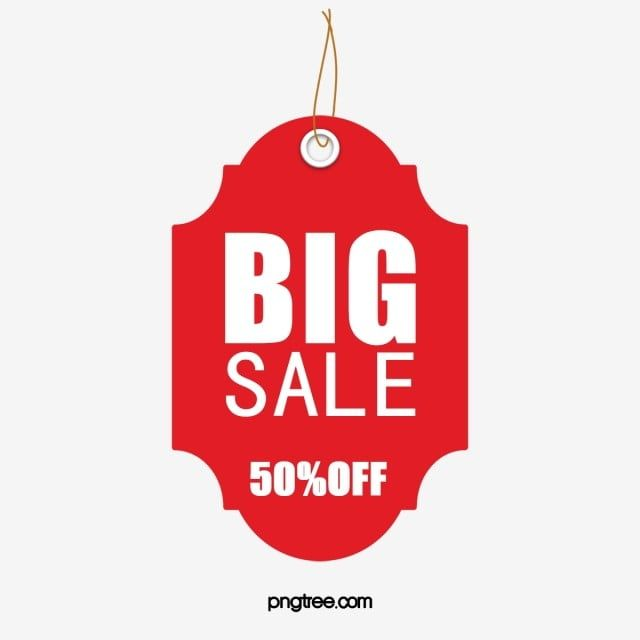 Red Hot Sale Shopping Promotion Tag Red Clipart Hand Painted Hot Sale Half Price Label Promotional Price Promotion Png Transparent Clipart Image And Psd File Shopping Sale Shopping Clipart Discount Labels