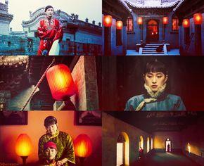 La linterna roja (Zhang Yimou, 1991)
