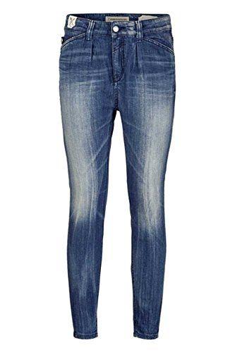 Drykorn Damen Jeans Skinny Slim Leg Jeans YES Farbe: Blau