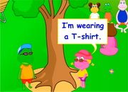 Clothes: What are you wearing?