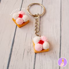 Comprar Collares en K-MADE | Filtrado por Más Nuevo al más Viejo Candy Jewelry, Cute Jewelry, Diy Clay, Clay Crafts, Cute Keychain, Keychains, Cute Charms, Mini Things, Miniture Things