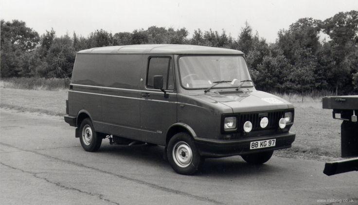 1980 LDV Sherpa van (UK)
