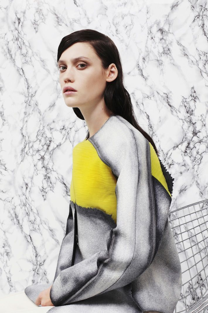 Love the color combo - Marble Cake   i-D Online