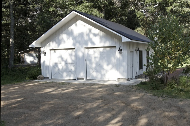 8 best detached french country garage images on pinterest for French country garage plans