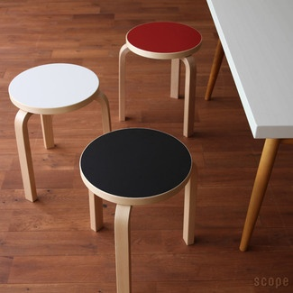 """Stool 60"" by Alvar Alto for Artek, 1933. GOT IT"