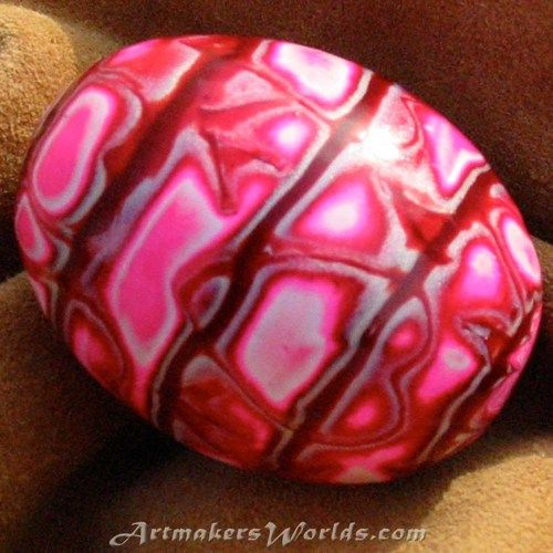 17 Best Images About Polymer Clay Covered Eggs On