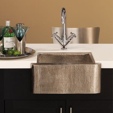 Kitchen Bar Sink 68 best kitchen bar sinks images on pinterest bar sinks copper native trails cabana farmhouse bar sink who knew that a farmhouse style sink could look so luxurious poolside the native trails cabana farmhouse bar sink workwithnaturefo