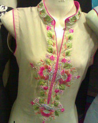 Hand Embroidery Designs In Pakistan - Top Pakistan