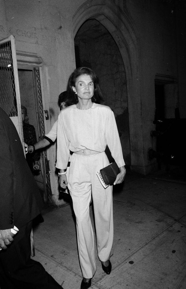 Jackie Kennedy 1989
