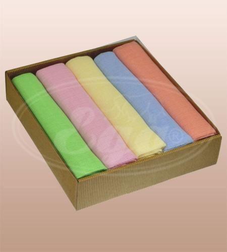 Pieluszki tetrowe Eco komplet tetra - color EGA 5 szt Toddlersi