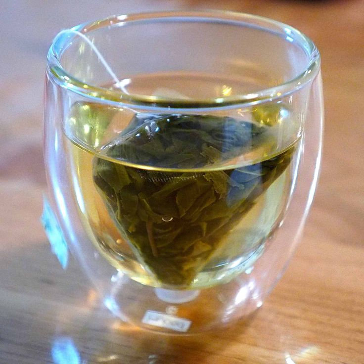 Organic High Mountain Tea flavoursome and convenient