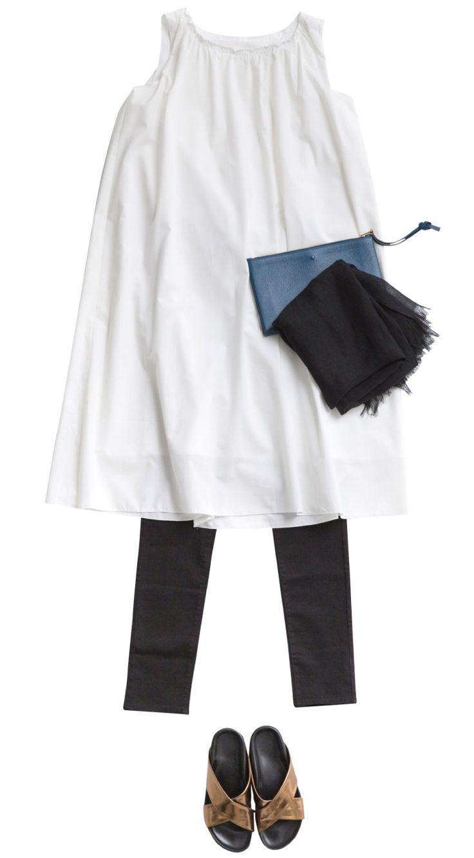 伊藤まさこさんが、白と黒、ふたつの色で、まったく同じ形の服をつくりました。暑い季節を過ごすのが楽しくなるリネンやコットンのアイテムがずらり。そしてまっ白な革製品もありますよ。お申し込みいただいたぶんをつくって、夏までにお届けします。