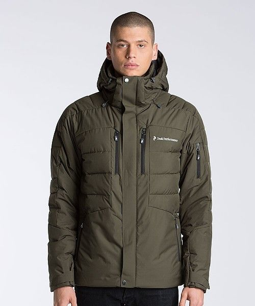 Peak Performance Shiga Puffer Jacket