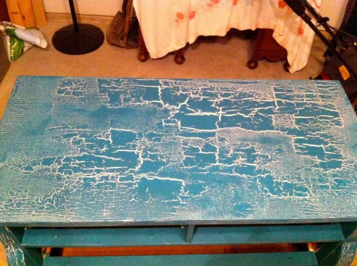 crackle furniture paint - modern furniture cheap Check more at http://cacophonouscreations.com/crackle-furniture-paint-modern-furniture-cheap/