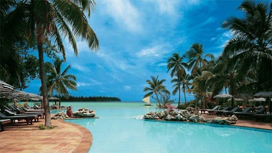 Le Meridien Ile des Pins Nouvelle Caledonie