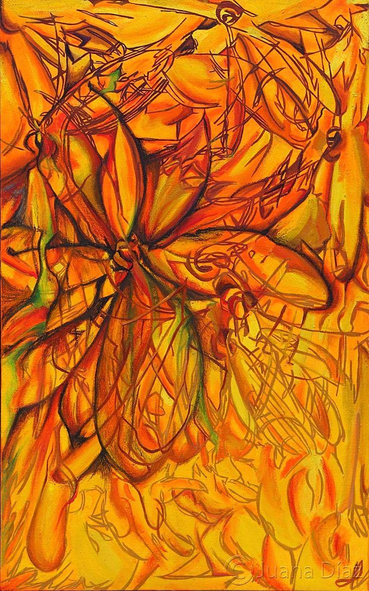 <<Reperflorio #2>> Dimensiones: 80 X 50 cm. 2012. Precio: $1'100.000