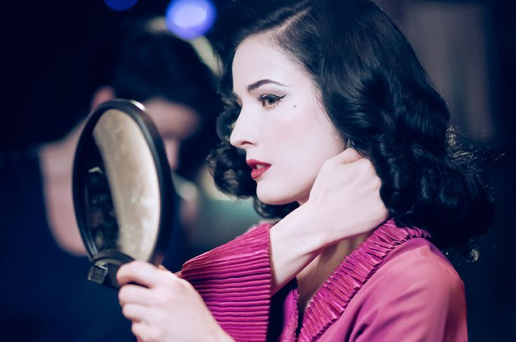 Dita Von Teese talks about doing the right thing!