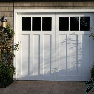 20 best images about barn doors other doors on pinterest for Cape cod garage doors