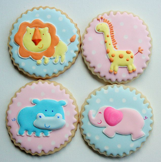 Find This Pin And More On Decorated Cookies   Baby Shower.