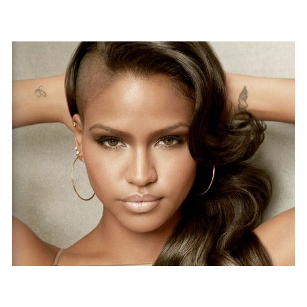 Cassie Ventura ❤ liked on Polyvore featuring cassie, hair, hairstyles, models and cassie ventura