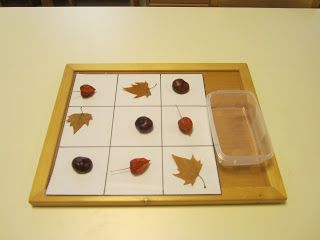 ......mamamisas welt......: Sudoku mit Naturmaterialien