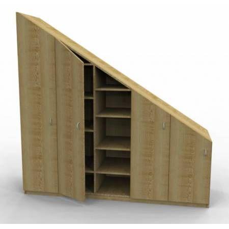 1000 id es sur le th me meuble sous escalier sur pinterest placard sous esc - Armoire sous escalier ...
