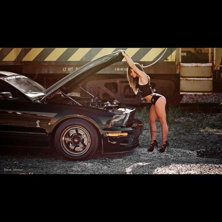 FORD, # MUSTANG, # COBRA_GIRL … – #FORDMUSTANGCOBRAGIRL – Auto Bild – #Auto #B…