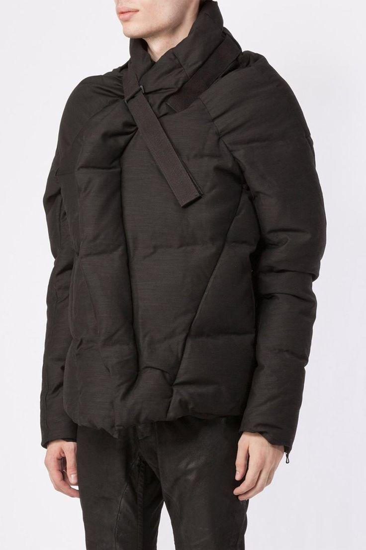 Julius / Velcro Strap Down Coat