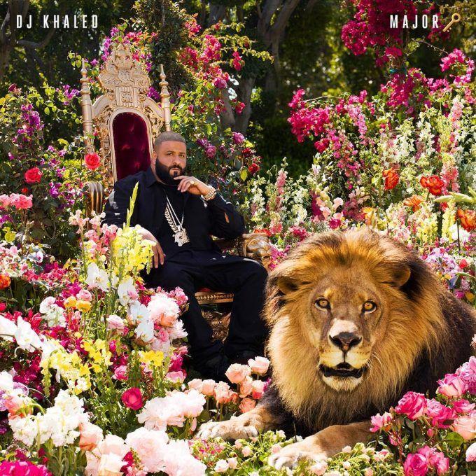 dj khaled major key album artwork revealed