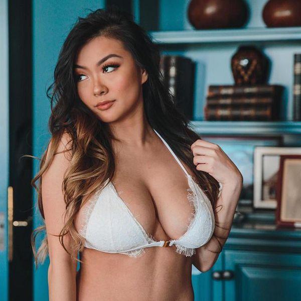 Models Of Instagram Vicki Li Aka Vickibaybeee 42 Photos -9386