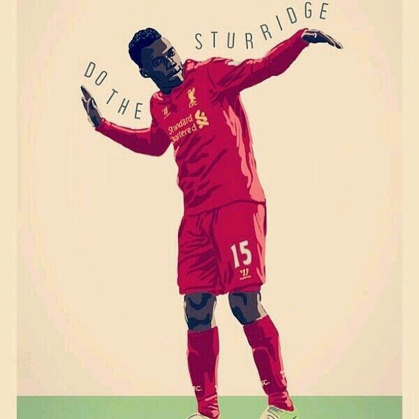 Dancing Sturridge #You'll never dance alone
