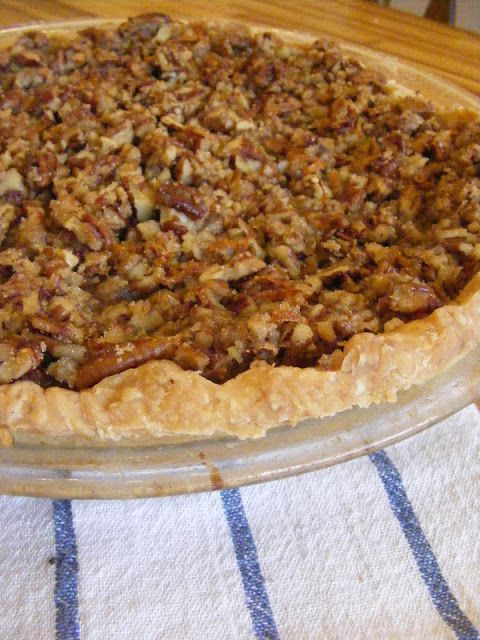 Maple Pecan Pumpkin Pie | Food | Pinterest