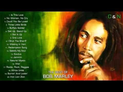 Bob Marley's greatest hits || Best songs of Bob Marley - YouTube