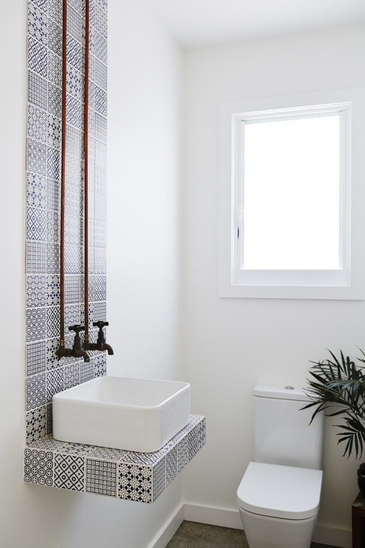 for Pipes Category vest Considered Bathroom Tile  jacket   Awards  Amateur Design Bath Vote Remodelista the the Best and in