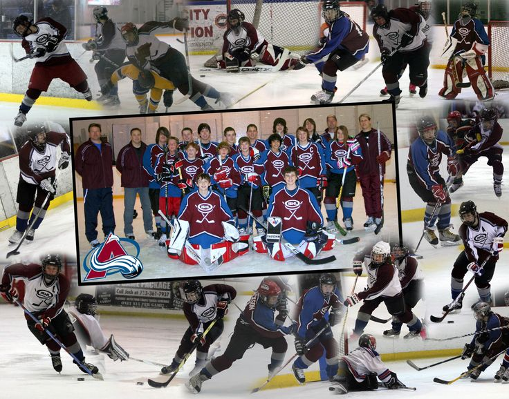 Sports Team Collage Picture Ideas Collages Pinterest