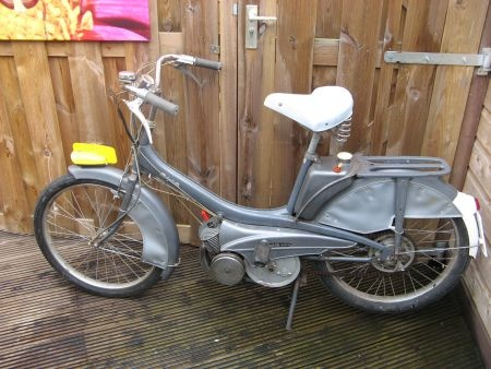 Kaptein Mobylette, the best moped everrrr!!!