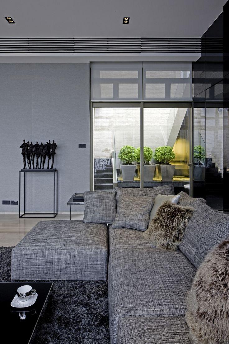 Contemporary home interiors - Comforter Sets House Interior Designcontemporary