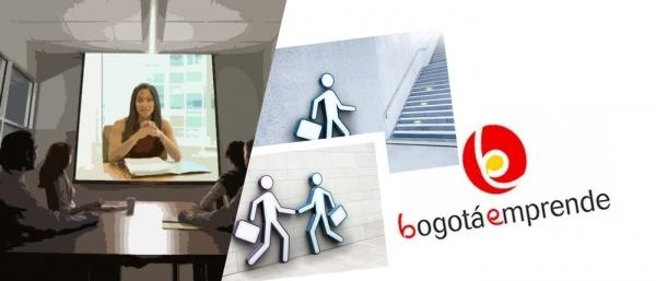 Taller interactivo para emprendedores colombianos.