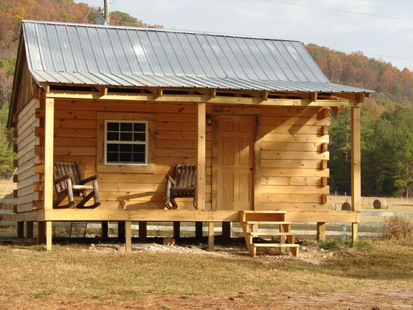 Standout Cabin Designs : Brock ray s quot elk series hunting cabin shelter