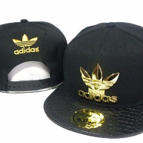 GORRAS ADIDAS CHAPA EDiCIÓN ORO👆 Adidas Snapback 4892a6276df