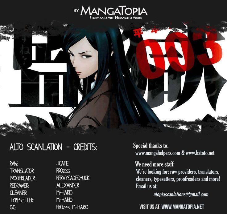 Page 1 :: Prison School :: Chapter 53 :: Mangatopia