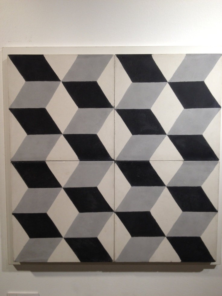 56 Best Geometric Cube Tiles Images On Pinterest Tiles