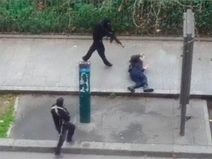 Officer Executed During Paris Terror Attack Perfectly Illustrates the Hypocrisy of Terrorism