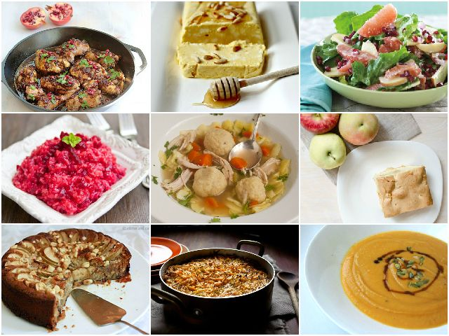 23 Gluten-Free Recipes for Rosh Hashanah  Holidays can evoke such a sense of warmth and happiness just by their sounds, smells and tastes. For me, the smell of chicken soup and brisket reminds ...