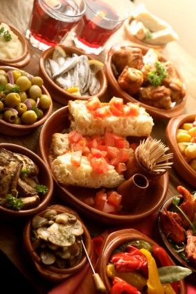 Tapas Recipes for girls night!