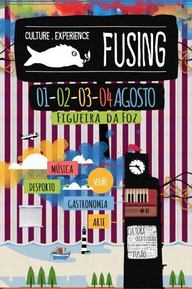 Fusing Culture Experience na Figueira da Foz em Agosto